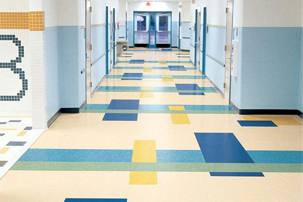 高质量环氧地坪=先进设备+优质材料+专业施工技术