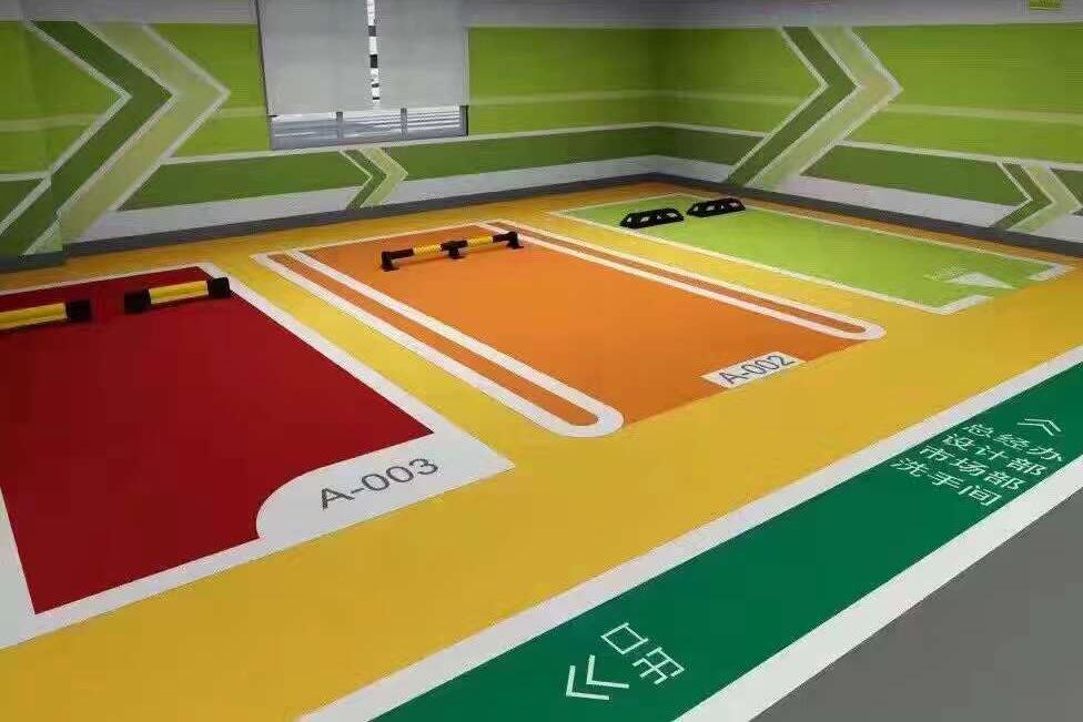 教你如何选择地坪的颜色,进来看看!!