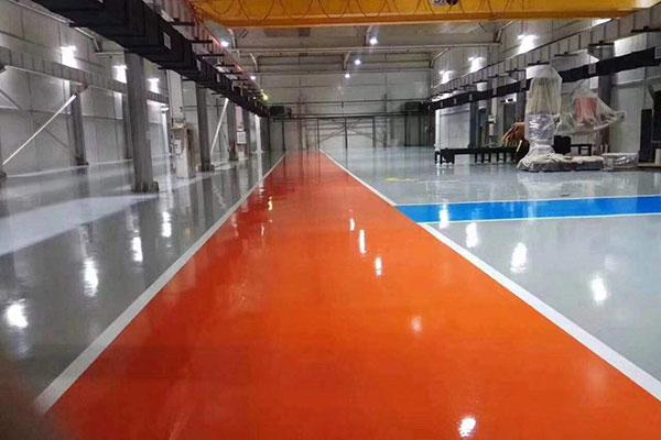 100平方地坪需要多少公斤环氧地坪漆?