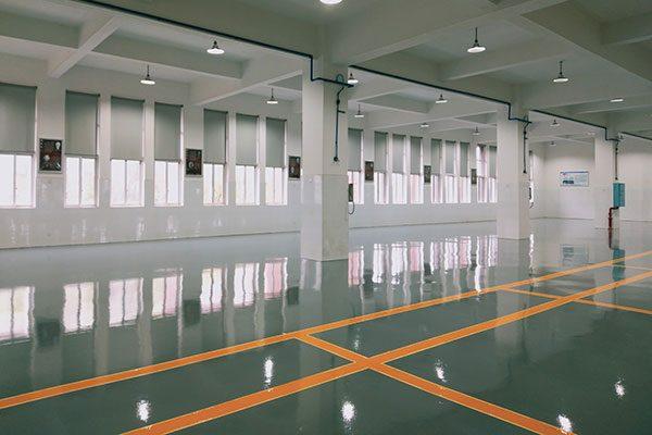 长沙职业技术学院环氧地坪01