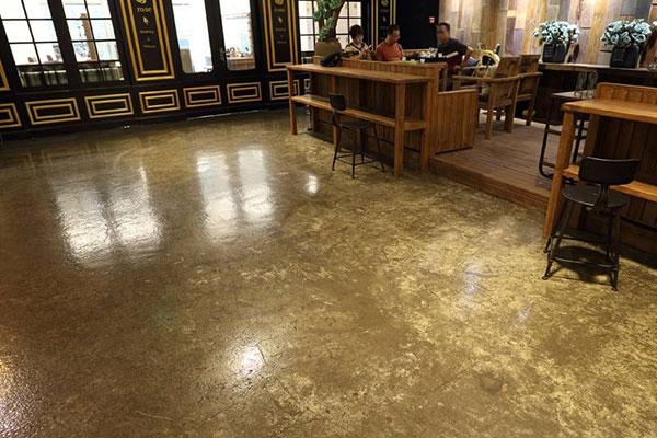 家用地坪相比常用地板有何优势?