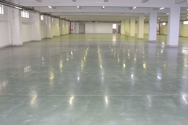 固化剂地坪在施工中需要注意什么